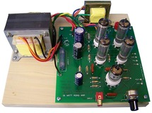 Center channel amp DIY-K-16LM-2