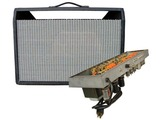 1965 Era AB763 Reverb Guitar Tube Amplifier Kit