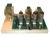 Model K12G Stereo Tube Amplifier Kit